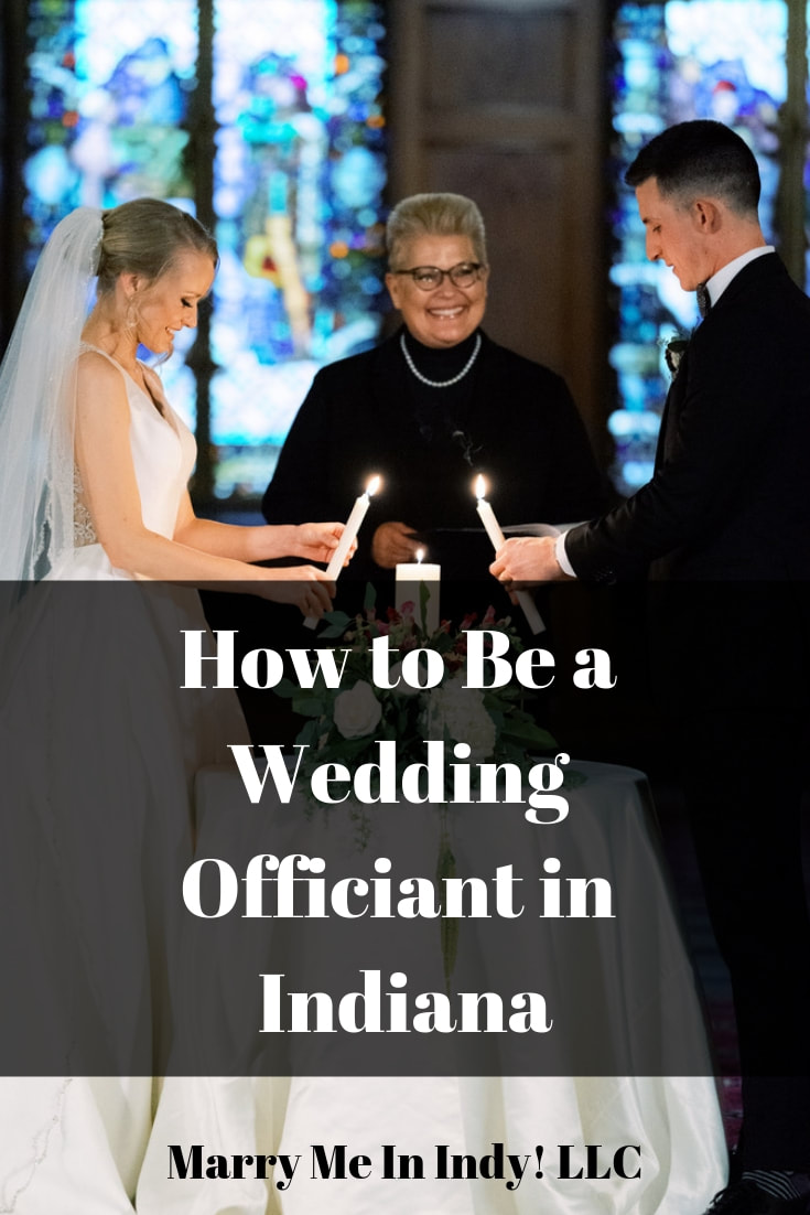 How To Become A Wedding Officiant.Let S Blog About Getting Married Marry Me In Indy 317