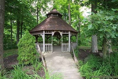 Gazebo at Washington Township Park, Avon, IN