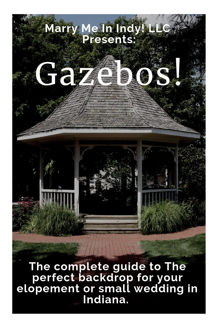 A wedding officiants guide to gazebos around indy